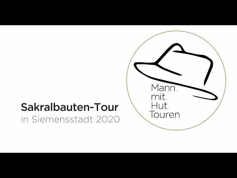 """Mann mit Hut Touren : Stadtführung """"Sakralbauten der Siemensstadt & die Berliner Moschee"""""""