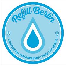 Das Logo von Refill Berlin