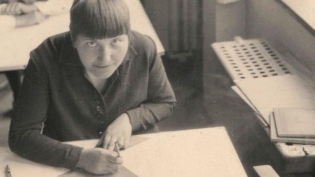 Lotte Beese am Bauhaus 7