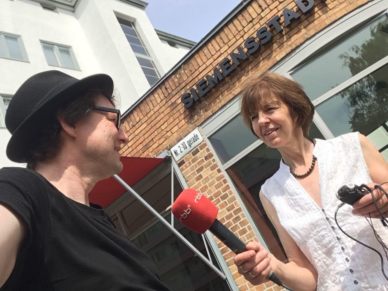 rbb Kulturradio: Fred Forbat 1