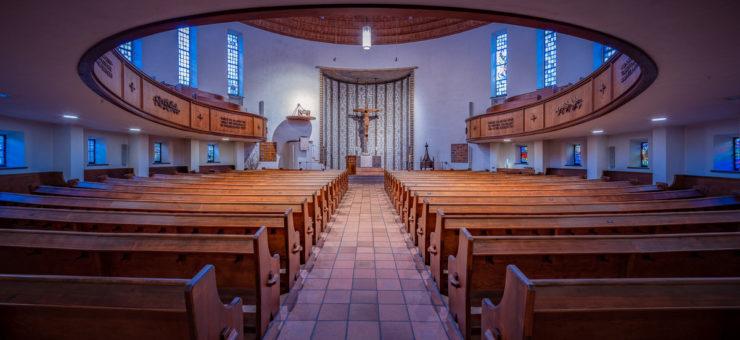 Der Sakralbau Christoporuskirche Siemensstadt