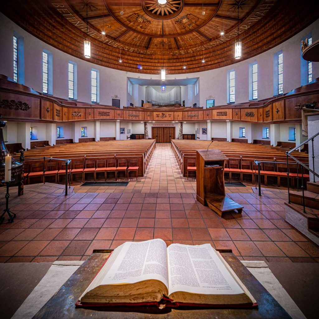 Exklusive Fotos: <br>Sakralbau Christophoruskirche 1