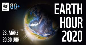 Earth Hour 2020. <br>Wichtig. Gerade jetzt. 1