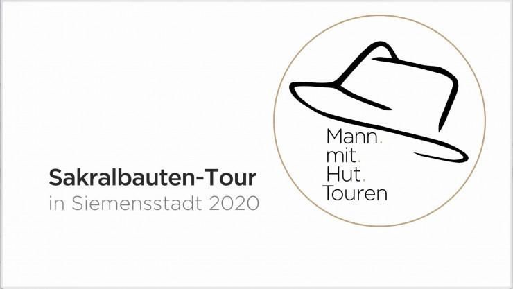 Mann mit Hut Touren : Architekturführungen & Stadtführungen zu den Sakralbauten der Siemensstadt und zur Berliner Moschee.