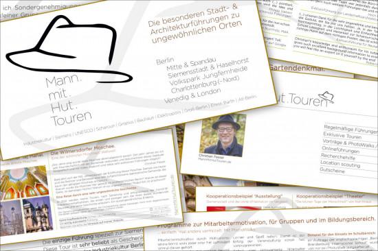 Christian Fessel Fotografie und Mann mit Hut Touren : Das Programm für 2021 als PDF. Architekturfotografie, Stadtführungen, Architekturführungen, Industriekultur, Baukultur. In Berlin, Venedig & London.